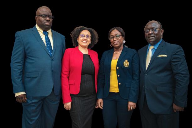 L'équipe Groupe Tia Africa